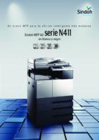 Catálogo SINDOH N411