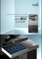 Catálogo SINDOH N613