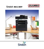 Sindoh M612_05